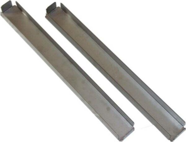 Stainless steel wrap holders