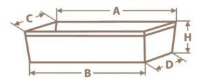 3 Backformen