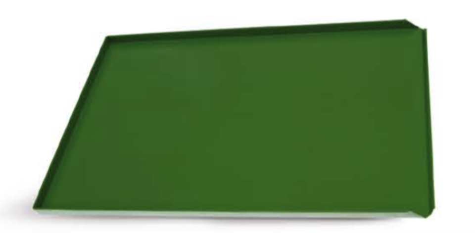 Non-stick coatings PTFE Green